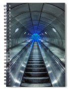 Galactic Quest Spiral Notebook