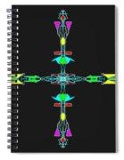 Galaxa Spiral Notebook