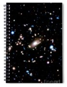 Galaxy Cluster Spiral Notebook