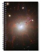 Galaxy Ngc 1275 Spiral Notebook