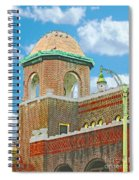 Galloway Church Memphis Spiral Notebook