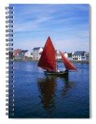 Galway, Co Galway, Ireland Galway Spiral Notebook