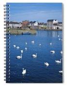 Galway, County Galway, Ireland Spiral Notebook