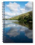 Galway Reflections Spiral Notebook