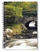 Galways Bridge, Killarney National Spiral Notebook