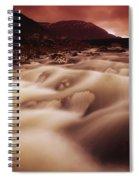 Gap Of Dunloe, River Loe, County Kerry Spiral Notebook