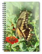 Garden Company Spiral Notebook