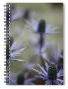 Garden Facets Spiral Notebook