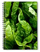 Garden Fresh Spiral Notebook