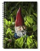 Garden Gnome No 0065 Spiral Notebook