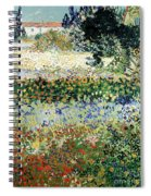 Garden In Bloom Spiral Notebook