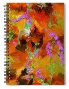 Garden Nightmare Spiral Notebook
