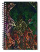 Garden Of Color Spiral Notebook