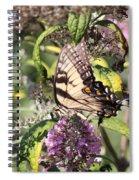 Garden Of Colors Spiral Notebook