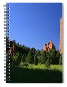 Garden Of The Gods Spiral Notebook
