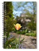 Garden Radiance Spiral Notebook