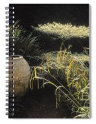 Garden Urns In A Garden Spiral Notebook