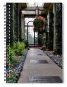 Garden Walk Ll Spiral Notebook