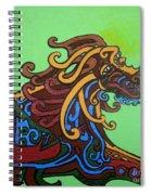 Gargoyle Dog Spiral Notebook