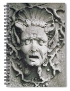 Gargoyle Spiral Notebook