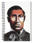 Garrett Morgan Spiral Notebook