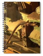 Gauge Spiral Notebook