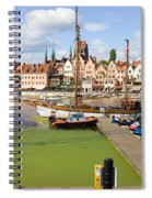 Gdansk Spiral Notebook