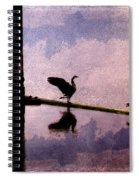 Geese At Dawn Spiral Notebook