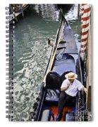 Gelato Break Spiral Notebook