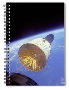 Gemini 6 Views Gemini 7 Spiral Notebook