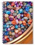 Gems Spiral Notebook