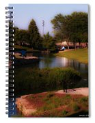 Gene Leahy Mall In Full Glory Spiral Notebook