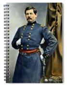 General George Mcclellan Spiral Notebook