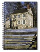 General George Washington Headquarters Spiral Notebook