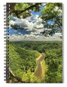 Genesee Spiral Notebook