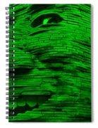 Gentle Giants In Colors Spiral Notebook