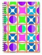 Geo Spiral Notebook