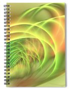 Geomagnetic Spiral Notebook