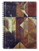 Geomix 04 - 6ac8bv2t7c Spiral Notebook