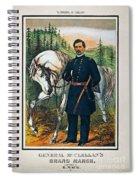 George B. Mcclellan, 1864 Spiral Notebook