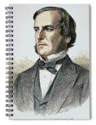 George Boole (1815-1864) Spiral Notebook