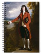 George Boone Roupell Spiral Notebook