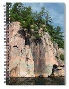 George Lake Spiral Notebook