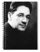 George Simon Kaufman Spiral Notebook