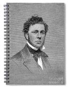 George Steers (1820-1856) Spiral Notebook