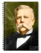 George Westinghouse Spiral Notebook