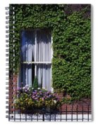 Georgian Doors, Fitzwilliam Square Spiral Notebook