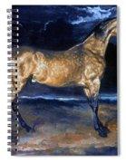 Gericault: Horse Spiral Notebook