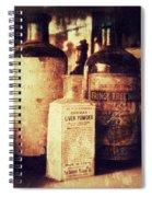 German Liver Powder Spiral Notebook