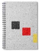 Germany Spiral Notebook